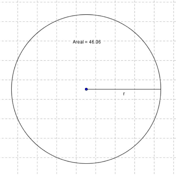 hvordan man regner omkreds af en cirkel