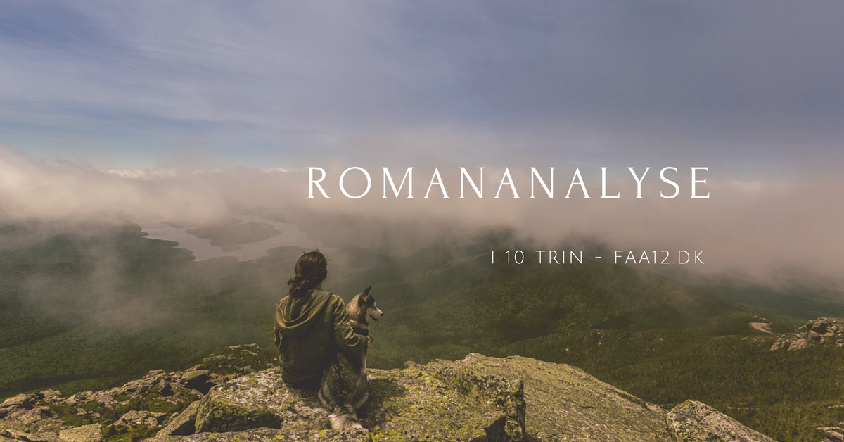 Romananalyse
